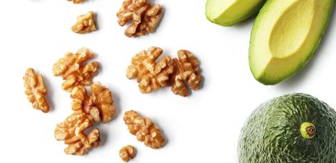 Walnuts and Avocados