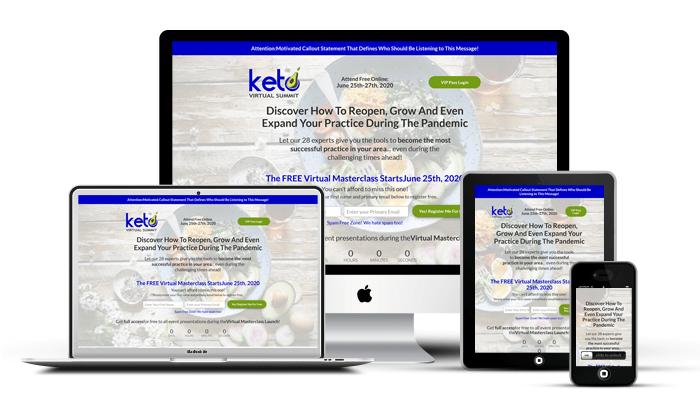 KETO Virtual Summit review