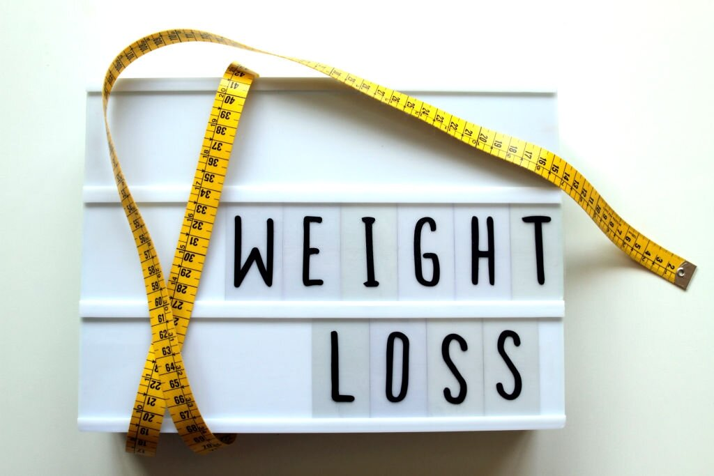 weight loss calculation