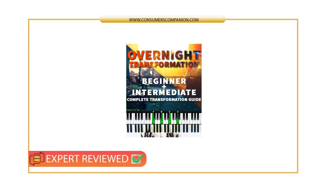 Beginner Gospel Piano Improvement Course Review