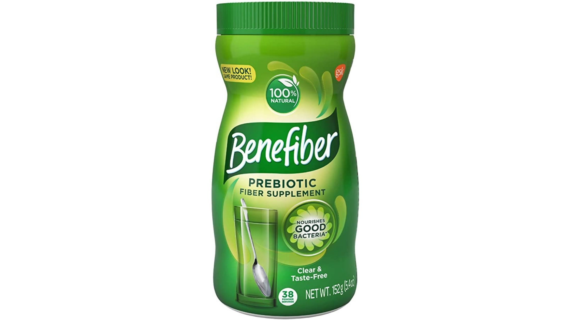 Benefiber Daily Prebiotic dietary fiber