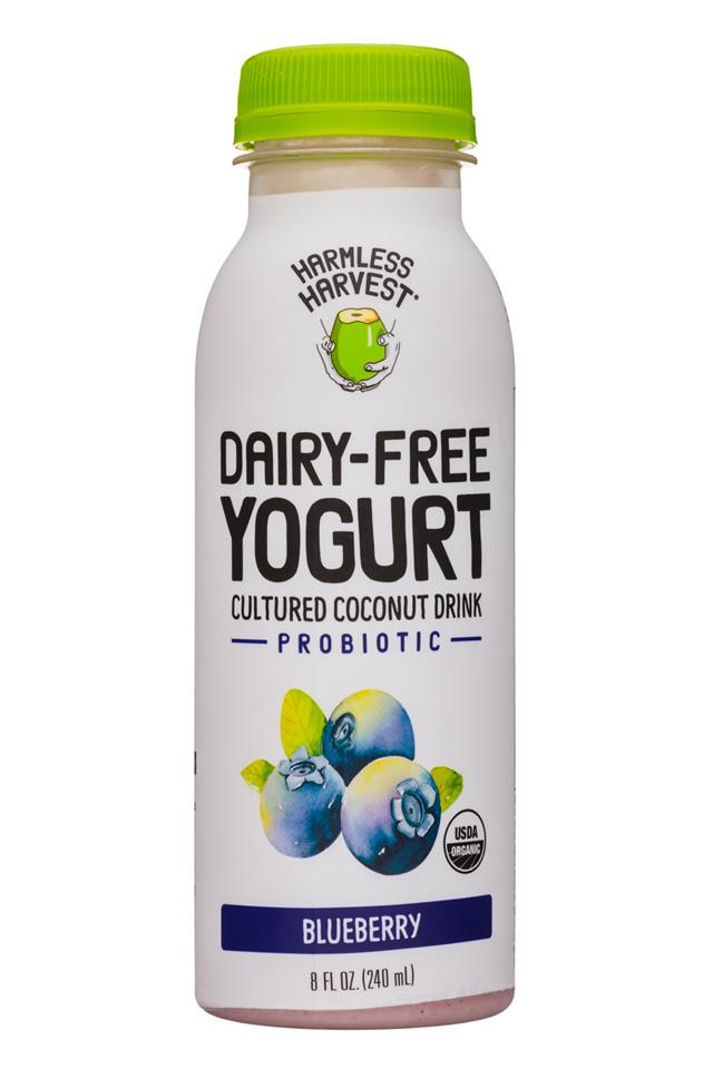 Coconut Yogurt from Young Drinking Coconuts