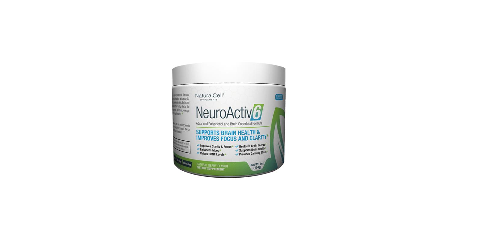 Neuroactiv6 Reviews
