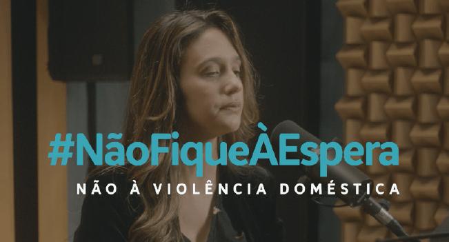 Meo promove o combate à violência doméstica