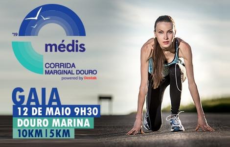 Médis volta a patrocinar a Corrida Marginal Douro