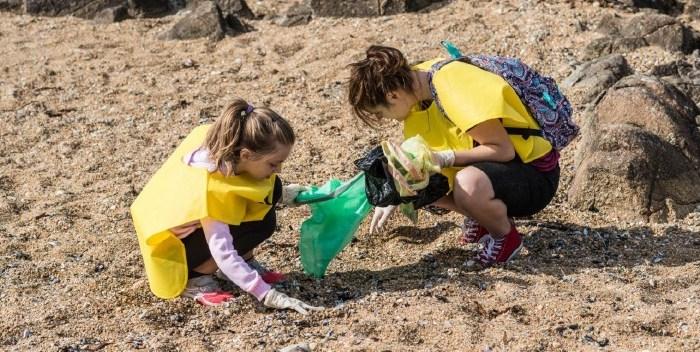 Sea Life Porto promove mega-limpeza de praia