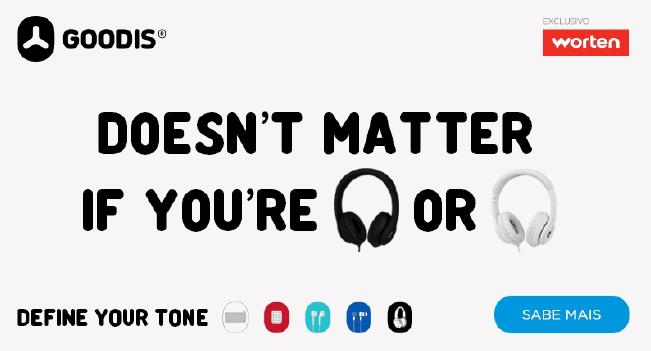 Worten atualiza marca própria para a gama áudio