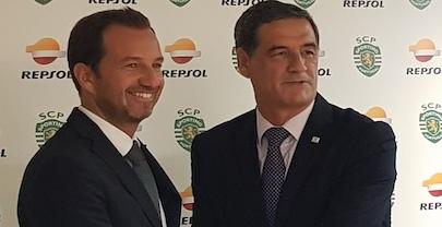 A Repsol Portugal e o Sporting Clube de Portugal – Futebol SAD assinaram um acordo comercial