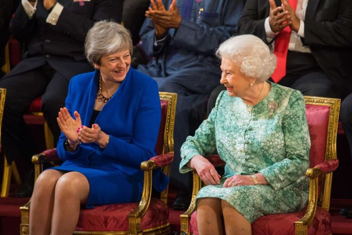 british-prime-minister-theresa-may-sits-with-queen-news-photo-948608416-1563817370