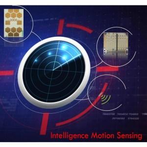 Componenti e moduli per sensori RADAR