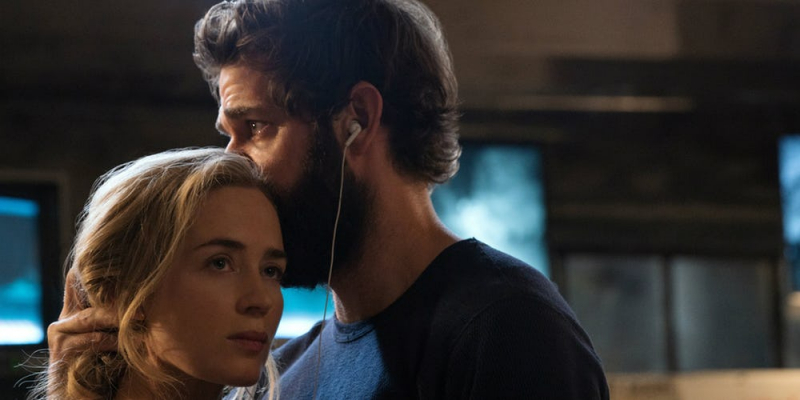 Emily Blunt and John Krasinski are glad they didn't join the MCU