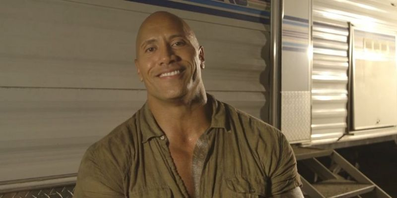 Dwayne Johnson's doppelganger can be hired!  What can it do?