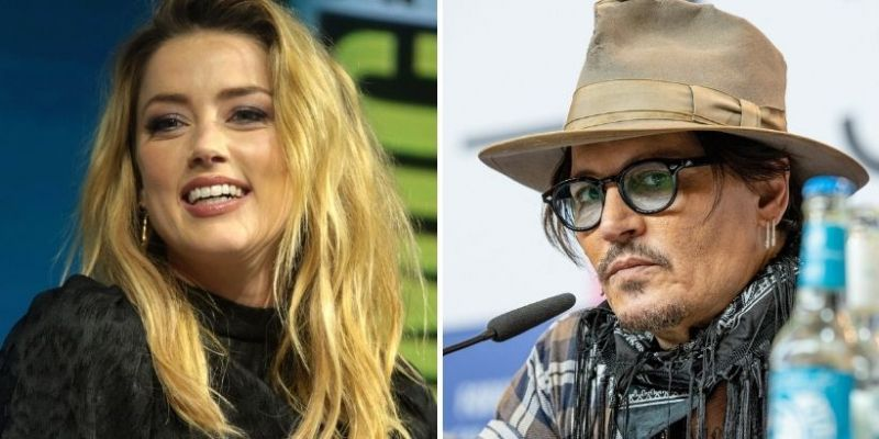 Johnny Depp vs Amber Heard - further fate of the trial.  Now he can sue her for $ 50 million
