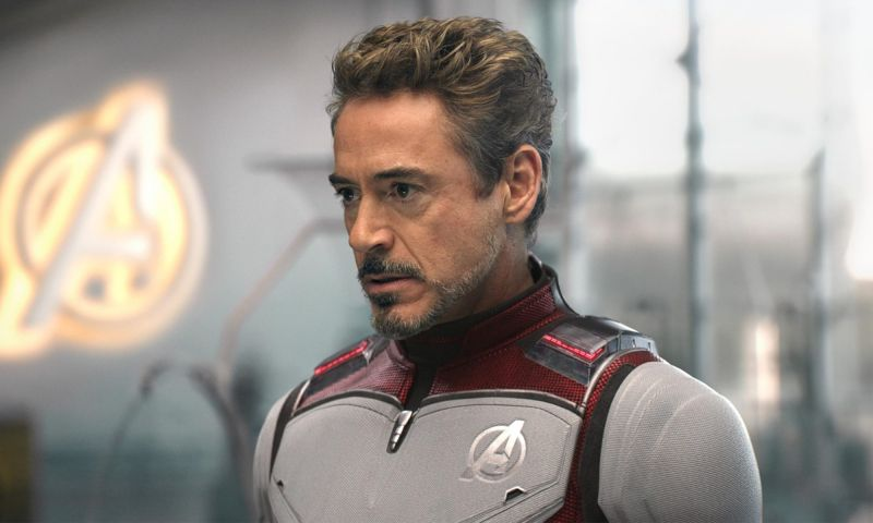 Robert Downey Jr., one-of-a-kind Iron Man: I've already done everything I could with this character