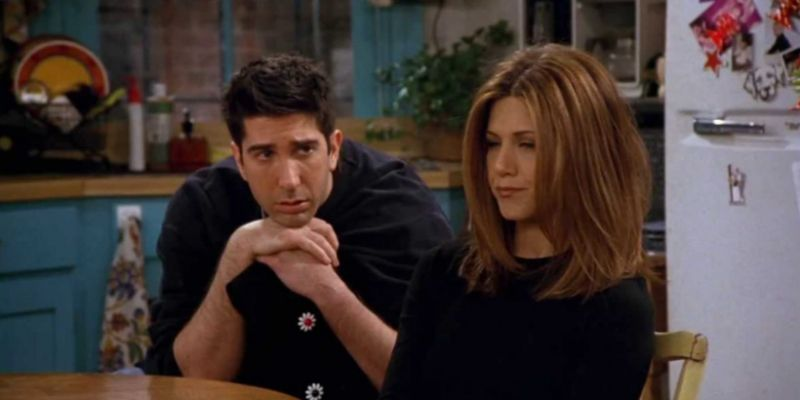 Friends: Jennifer Aniston and David Schwimmer together?  The reports warmed the fans, and what is it really like?