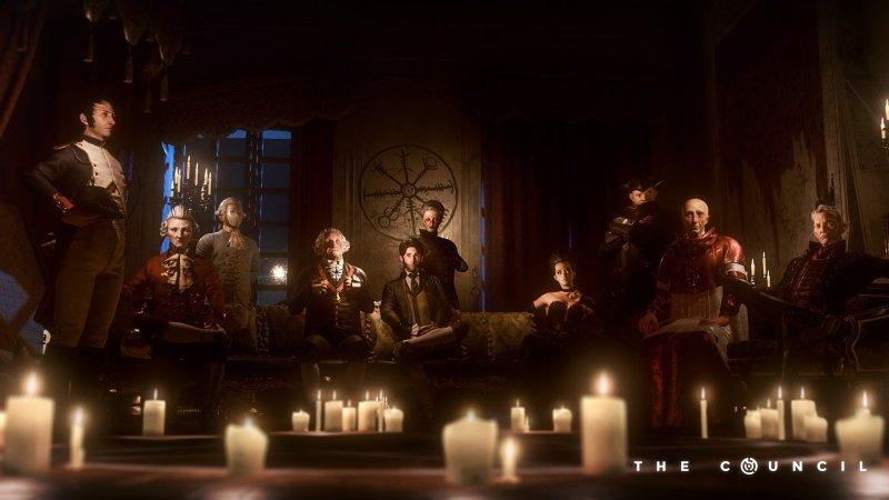 Znalezione obrazy dlazapytania: The Council game