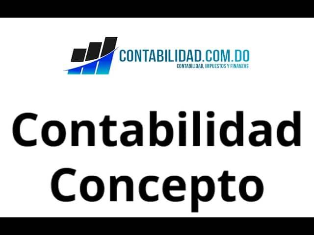 video sobre el concepto de contabilidad