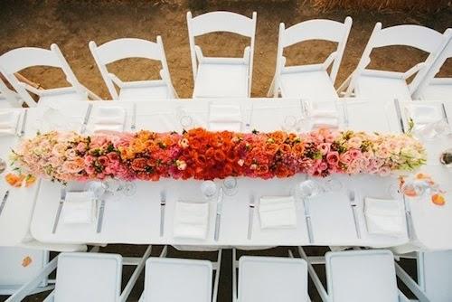 Como elegir tipo de mesa para boda