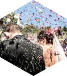BODA DE Con tacones y de boda
