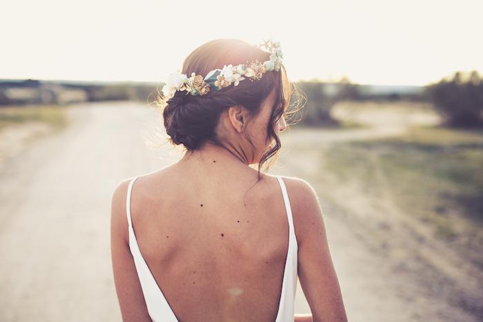 tocados novia