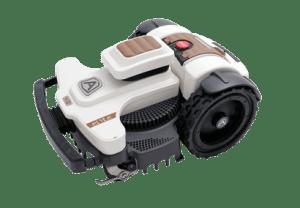 White Ambrogio Elite 4.0 Robot Mower