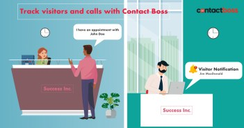 Visitor/Call Manager - ContactBoss