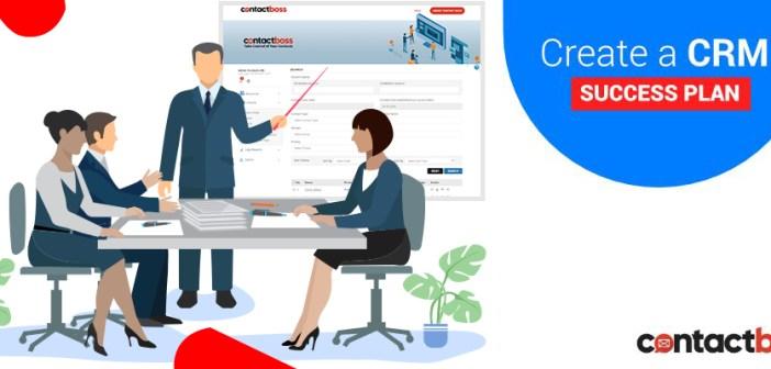 Create a CRM success plan