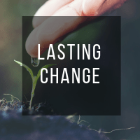 Lasting Change by Haley Johnson