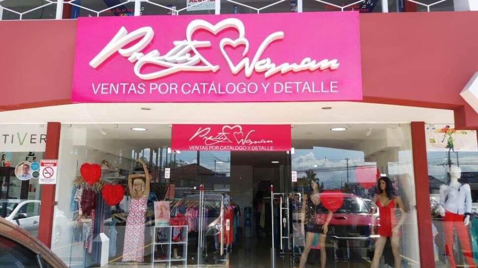 608dc6e1af Tienda Pretty Woman ahora en Guápiles -