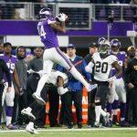 29-24. Keenum y Diggs sellan triunfo de Vikings y jugarán final de la NFC