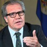 Almagro responde a Hernández sobre retomar diálogo entre Honduras y la OEA