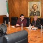 Atiende Congreso a regidores de Peñón Blanco