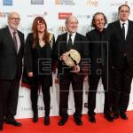 """""""El autor"""" y """"La librería"""" comparten el Premio Forqué a la mejor película"""