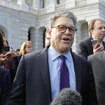 El senador Al Franken renuncia a consecuencia de acusaciones de acoso sexual