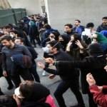Las protestas en Irán continúan con 11 muertos y 300 detenidos