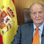 """Felipe VI agradece al rey Juan Carlos su """"servicio leal a España"""""""