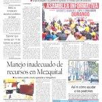Edición impresa de Contacto hoy del 9 de febrero de 2018