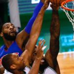 110-87. Drummond registra doble-doble en la victoria de los Pistons