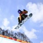 Castellet fue séptima en la prueba de halfpipe en los Juegos de PyeongChang