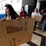 Cierra la votación de la consulta popular ecuatoriana en 39 países
