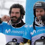 Español Regino Hernández clasificado para la final del 'boardercross'