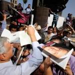 """Habrá """"chingadazos"""" sino gana López Obrador la elección: Ackerman"""