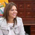 Vicepresidenta de Ecuador dice que proceso electoral es resultado de diálogo