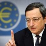 Draghi aconseja prudencia con el bitcóin y cree que el BCE no debe regularlo