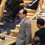 Presidente de la Asamblea Suprema norcoreana viajará al Sur para los JJOO