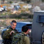 Un palestino muerto tras apuñalar a un guardia israelí en Cisjordania
