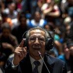"""Víctimas de Ríos Montt denuncian """"intimidaciones e insultos"""" del Ejército"""