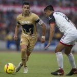 Veracruz quita invicto a Pumas; Pachuca y Puebla ganan y Cruz Azul empata