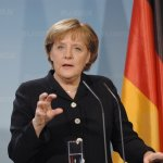 """Merkel pide rápida formación de Gobierno para dar a Alemania una """"voz fuerte"""""""