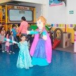 "Festejó al estilo de ""Frozen"" la pequeña Karla Valeria Rojas Nájera"